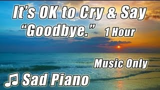 SAD PIANO MUSIC - Relax #1 Beautiful Relaxing Slow Piano Songs HOPE Playlist Soothing Calm Love Song