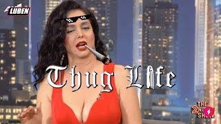 Δέσποινα Μοίρου ACAB: Δεν συμπαθώ καθόλου τους Αστυνομικούς, έχω αλλεργία | Luben TV