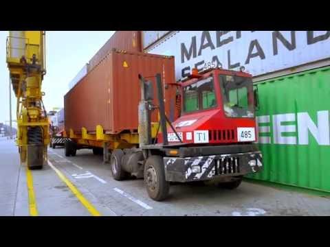 DP World: Cummins Terminal Tractor (English)