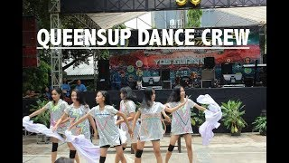 Gambar cover QUEENSUP DANCE CREW 👑  on PENSI SMA YOS SUDARSO CILACAP