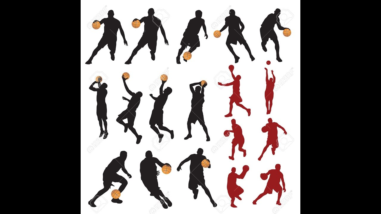 Basketball crossover and jumping training - YouTube