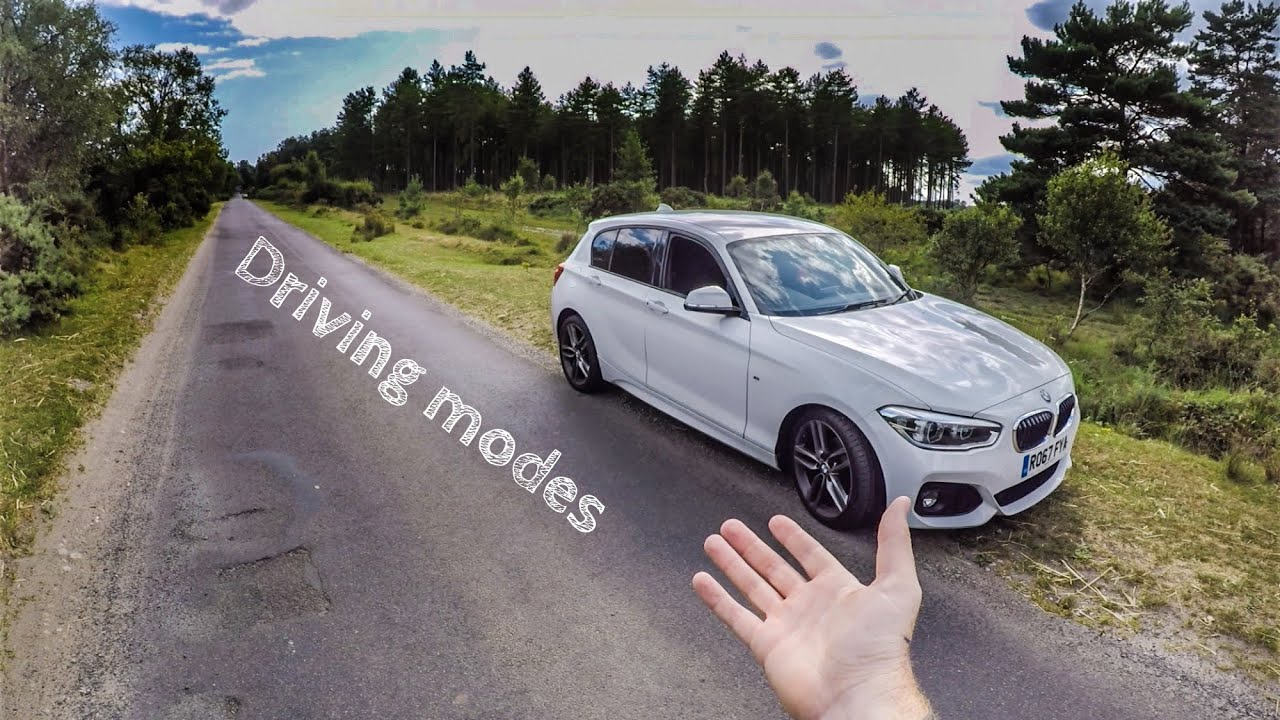 2018 BMW 118i M SPORT | DRIVING MODES |