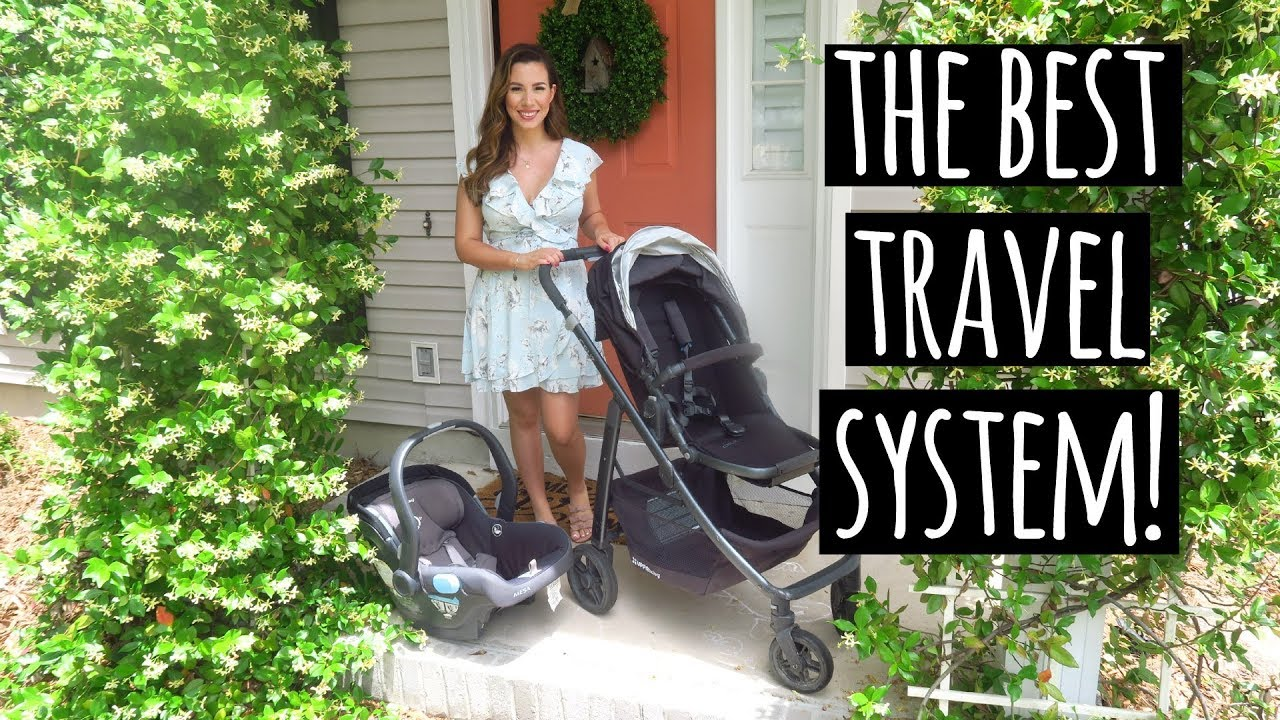 UPPAbaby CRUZ STROLLER & MESA INFANT CAR SEAT REVIEW   2018   Hayley Paige