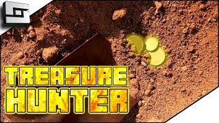 Treasure Hunter Game! Is There Really Any Treasure?