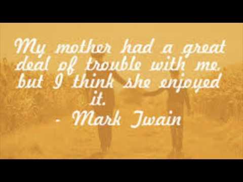 Three Quotes by Mark Twain