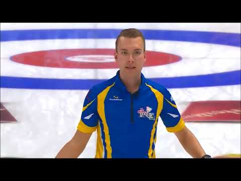 2018 Brier. Double for 2 by Brendan Bottcher