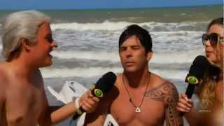 Tassiana   Praia de Tambaba Panico na Band