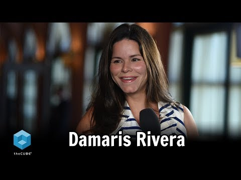 Damaris Rivera, Puerto Rico Advantage | Blockchain Unbound 2018
