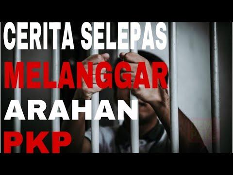 Download AKIBAT MELANGGAR ARAHAN PKP (insaf x kan lepak lagi)