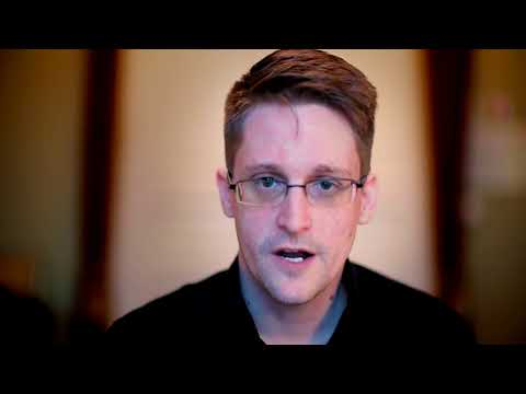 Edward Snowden - Human Rights in Turkey