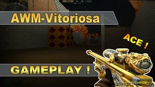 Crossfire - Gameplay #87 | AWM-Vitoriosa