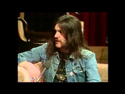 Motörhead. Interview and then Ace Of Spades  1981