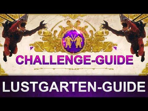 Destiny 2 Leviathan-Raid: Lustgarten Challenge Guide (Deutsch/German)