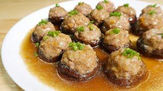 [EngSub] Vlog 19 | Nấm Hương Nhồi Thịt Sốt Dầu Hàu (Stuffed Mushrooms With Oyster Sauce)