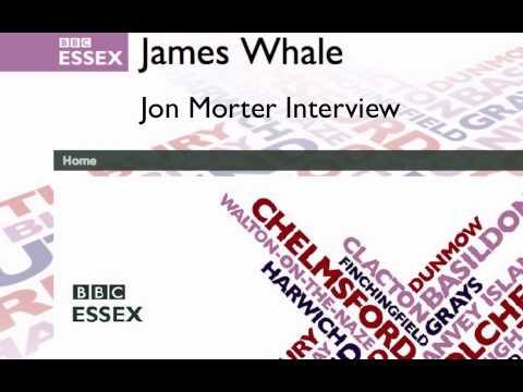 Jon Morter on BBC Essex (James Whale) - Facebook's 10th Birthday