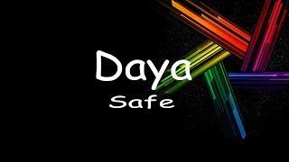 Daya - Safe (ACAPELLA)