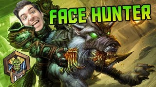 Face Hunter Tier 1?! | Hearthstone | Season 45