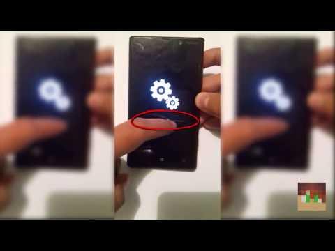 Como formatear un Windows Phone