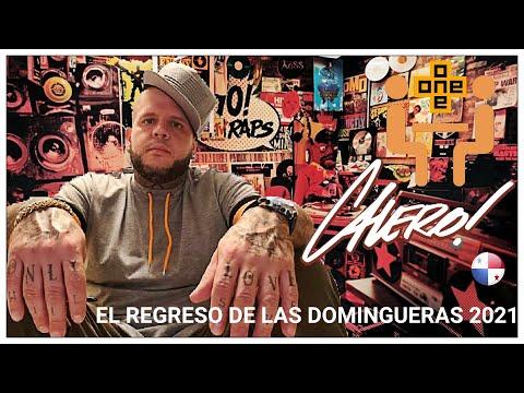 CALERO DESDE PANAMA Y EL RETORNO DE LAS DOMINGUERAS