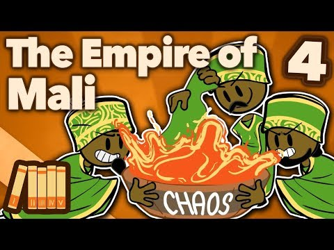 The Empire of Mali - The Cracks Begin to Show - Extra History - #4