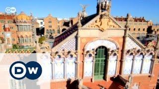 برشلونة تجذب السياح | يوروماكس