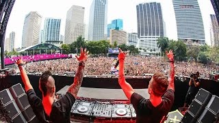 Blasterjaxx Ultra Music Festival 2015 - Full Set