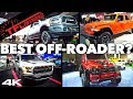 Jeep Gladiator vs Raptor vs Power Wagon: What's The Best Off-Roader at the 2019 Detroit Auto Show?