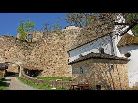 Kleinodien im Bistum Passau - Burgkapelle St. Georg bei Hilgartsberg