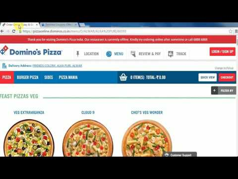 Dominos Coupons : How To Save On Every Pizza With Dominos Offers