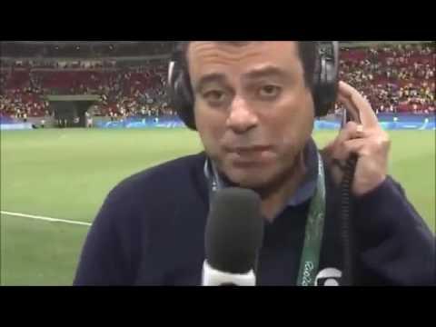 Galvão Bueno - Neymar perto da Marta não é nada!!