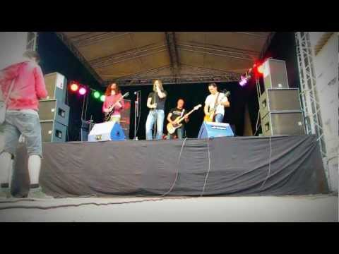 Swordfish Live at Jönköping Stadsfest Part 1 of 3