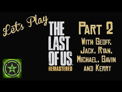 Let's Play – The Last of Us Remastered Part 2
