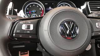 "VW Golf R 2018. El mejor Hot Hatch del ""mundo mundial""."