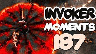 Dota 2 Invoker Moments Ep. 187