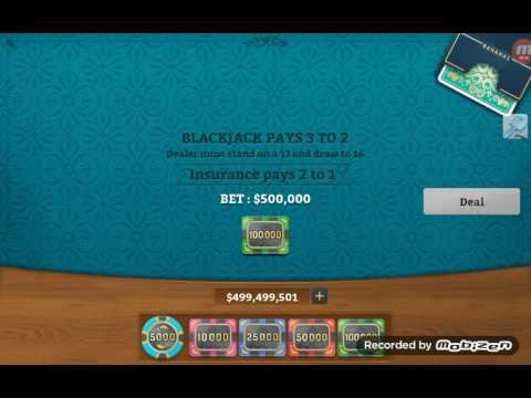 Blackjack hack money