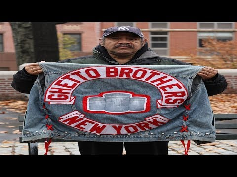 Ghetto Brothers Gang in New York - One Of The Most Dangerous Gangs in The World Full Documentary