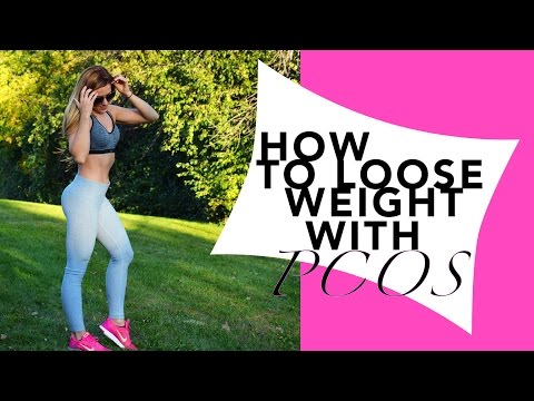 4 WEIGHT LOSS HACKS FOR WOMEN WITH PCOS!