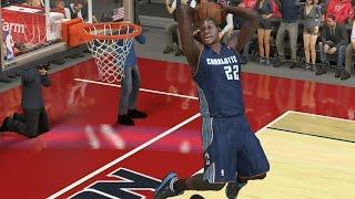 Andrew Wiggins Playoffs Round 2 Game 7 vs. Wizards - NBA 2K14 MyCareer Andrew Wiggins