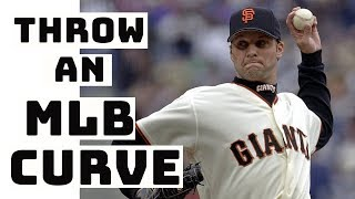 How to Throw a Curvęball - MLB Pitching Tips