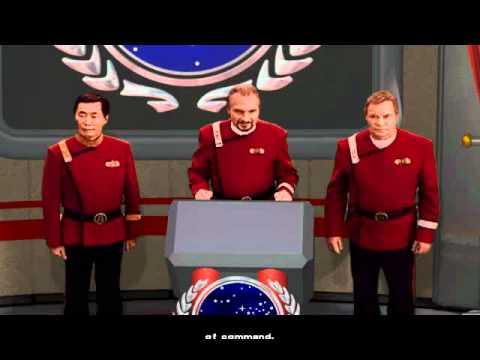 Star Trek Games Boldly go Onto