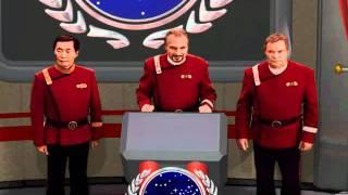 Starfleet Academy: Intro