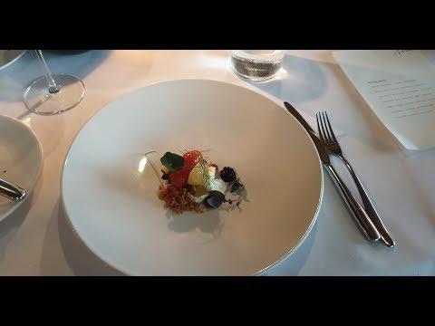 Aria Michelin Star Restaurant Near Sydney Opera House | My First Michelin Dinner