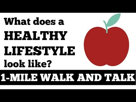 1-mile-walk-n-talk:-what-does-a-healthy-lifestyle-look-like?-walking-at-home,-inspiration