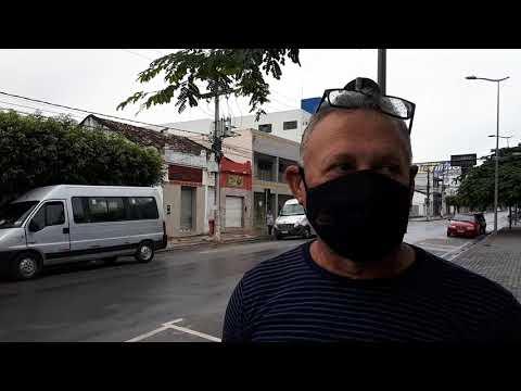 TOPIQUEIROS FAZEM PROTESTO NA REGIÃO NORTE - PARTE 1