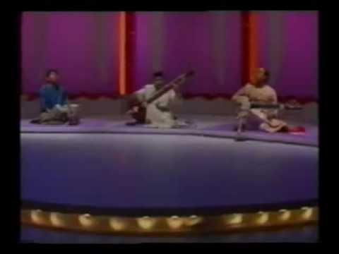 Imrat Khan and Wajahat Khan Sitar Sarod Duet Raag Bihag