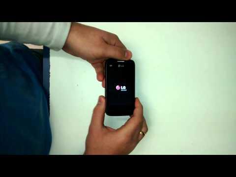 Dr.Celular - LG L35 D157 - Hard Reset - Desbloquear - Resetar