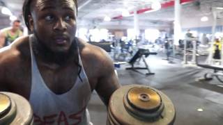 "BountyTank ""Beast In the F*cking Building* (Chest day bodybuilding motivation)"