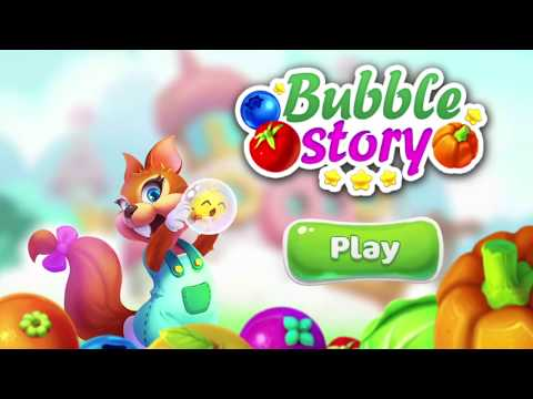 Bubble Story - 2019 free puzzle game 홍보영상 :: 게볼루션