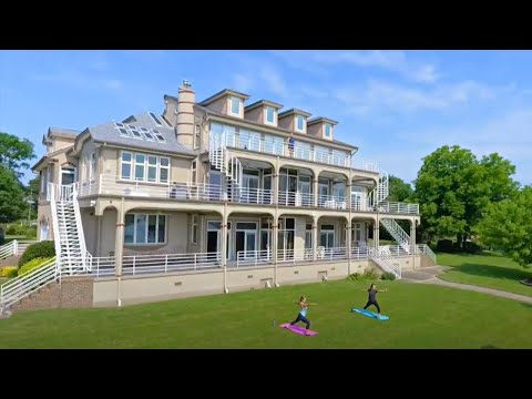 Exquisite 3 Acre Waterfront Estate In Chesapeake, VA
