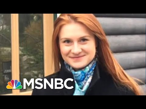 Bombshell: NRA-Linked Russian Charged With Being Foreign Agent | The Beat With Ari Melber | MSNBC